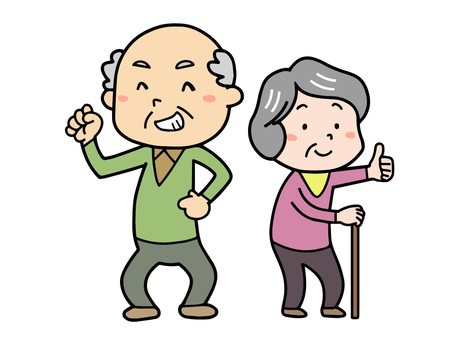Healthy elderly