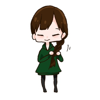 Mitsu Ami這個女孩