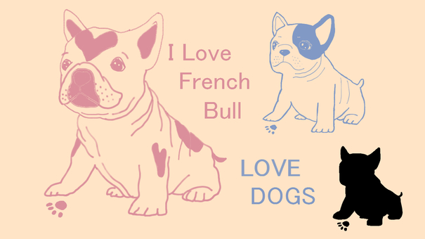 Dog ☆ French bulldog ☆ dog
