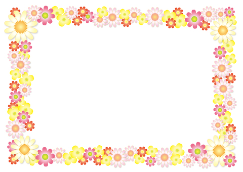 花Takumori框架(B5大小寬度)12