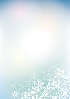 Snow Background Christmas Vertical