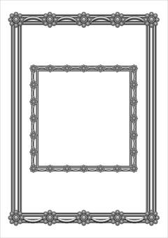 框架(消色差)