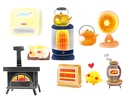 Stove Assortment 2