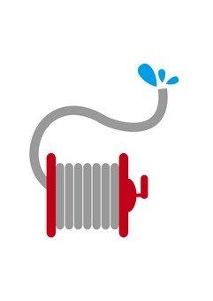 Hose reel (gardening tool)
