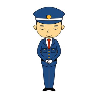 Male full body guard 7