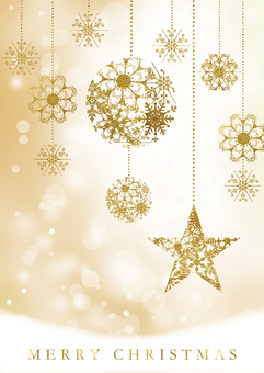 Christmas _ gold texture _ longitudinal background 2183