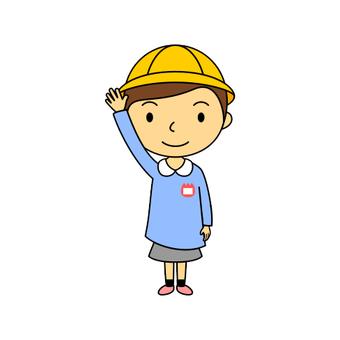 유치원 소녀 4