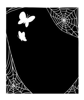 Spider web frame 2