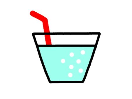 Juice soda