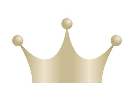 Crown silver 7
