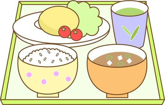 Cooking / menu