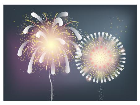 Fight fireworks