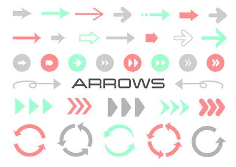 Arrow set
