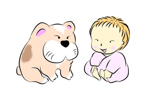 아기와 개