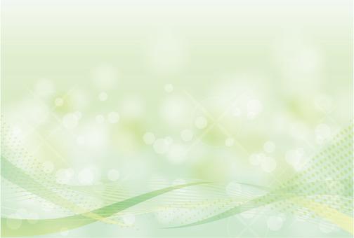 Background frame green 201