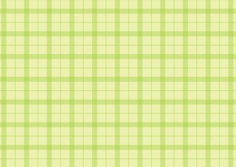 Plaid green