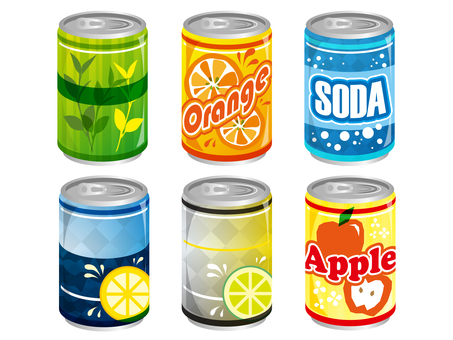 Canned beverage [1]