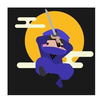 Moonlight and Ninja