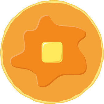 Pancake _ butter