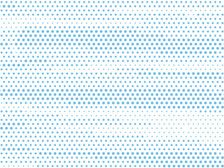 Polka dot random texture