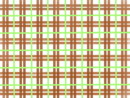 Check green brown