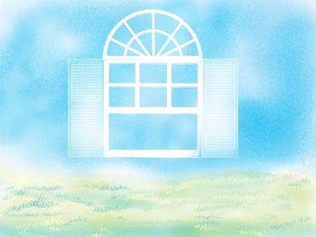 Sky window 2