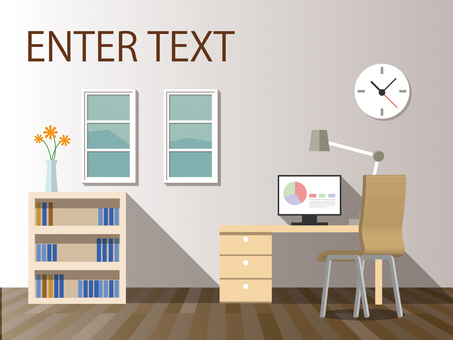 Interior (Study)