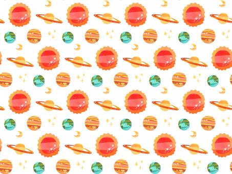 太陽系パターン