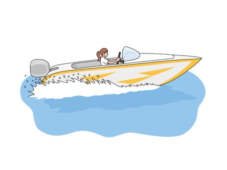 Motorboat 8