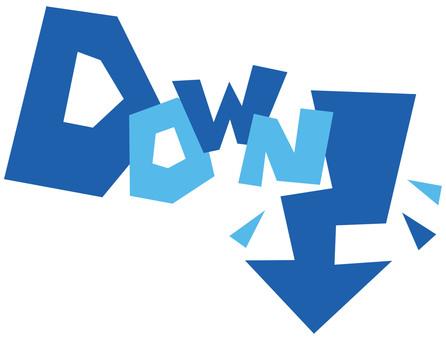 Down ☆ DOWN! ☆ POP ROGO ☆ go down