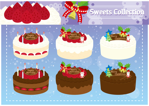 Sweets material 04