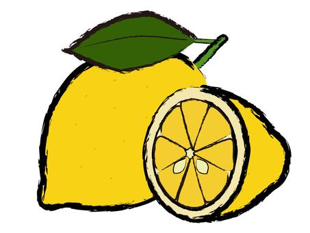 Japanese style lemon