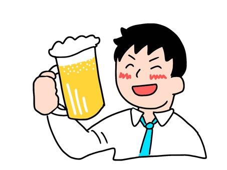 Beer men