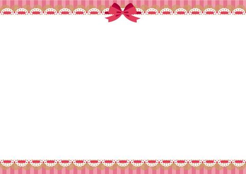 Girly Valentine Frame 05