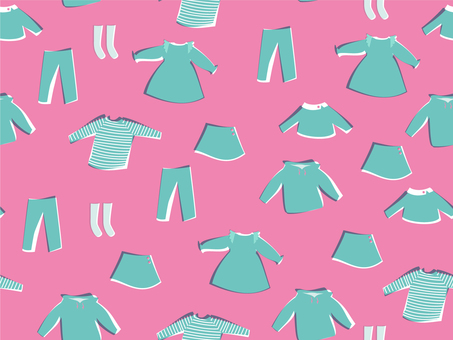 Kids clothes pattern