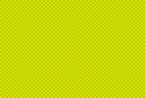 Checkered pattern green 03