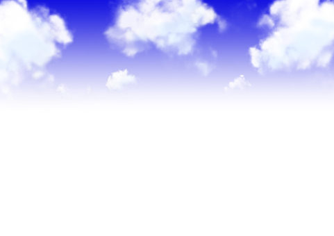 Cloud background material
