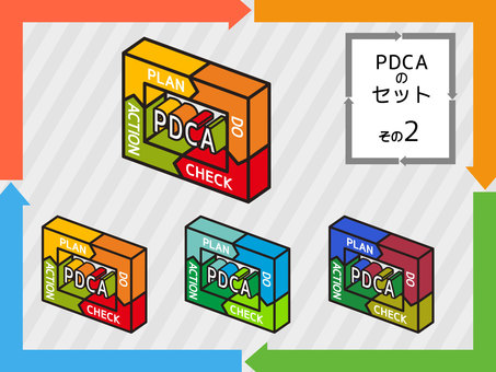 PDCA cycle <3>