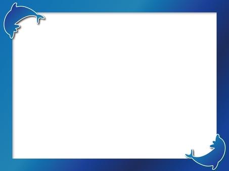 Dolphin Frame 01