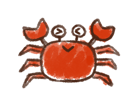 Crayon series [crab]