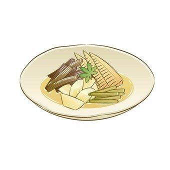 Mountain cuisine