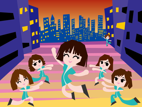 Person appearance girls 2