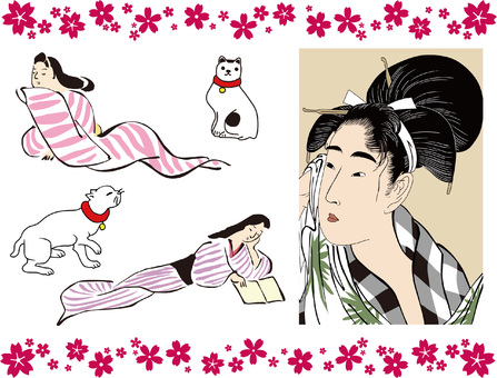 Ukiyoe People VOL.6