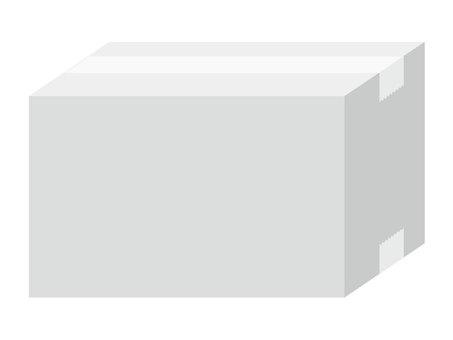Cardboard 【white】