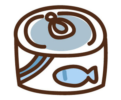 Canned fish / mackerel / tuna