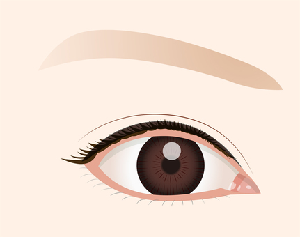 Eye up