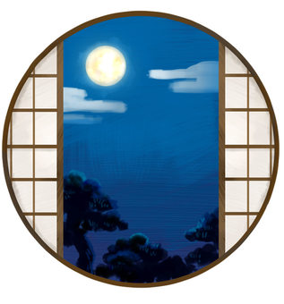 From the round window to the moon