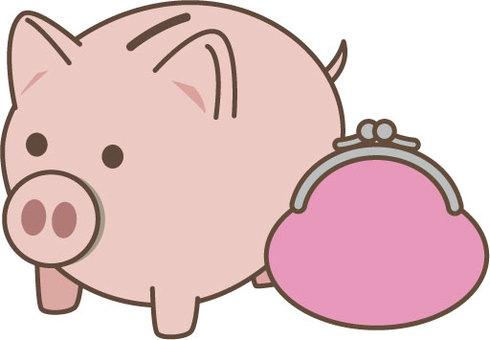Pig piggy bank 3