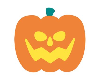 Halloween Shining Pumpkin 04