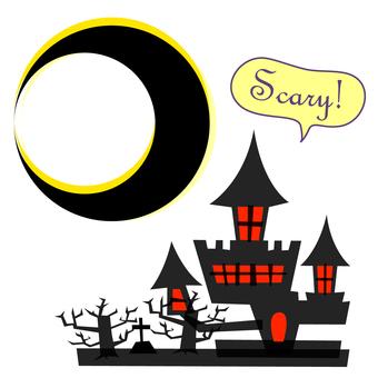 Halloween motif -3